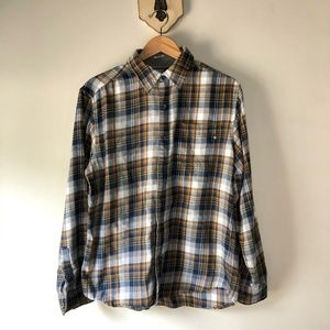 Marmot Fairfax Long Sleeve Flannel Button Down